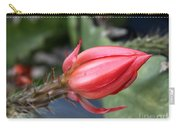 Prickly Bud Carry-all Pouch