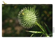 Prickly Globe Carry-all Pouch