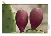 Prickly Pear Cactus Fruit Carry-all Pouch