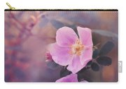 Prickly Rose Carry-all Pouch by Priska Wettstein