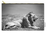 Pride In Black And White Carry-all Pouch