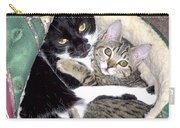 Princess And Little Rocky Carry-all Pouch