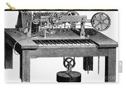 Printing Telegraph, 1873 Carry-all Pouch