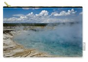 Prismatic Spring Yellowstone Carry-all Pouch