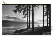 Pristine Serenity In Autumn Carry-all Pouch