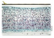 Privet Leaf Palisade Cells Carry-all Pouch