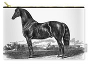 Prize Horse, 1857 Carry-all Pouch