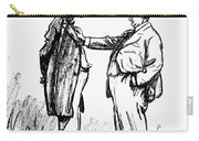 Prohibition Cartoon, 1928 Carry-all Pouch