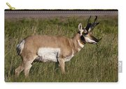 Pronghorn Male Custer State Park Black Hills South Dakota -1 Carry-all Pouch