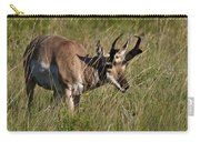 Pronghorn Male Custer State Park Black Hills South Dakota -3 Carry-all Pouch