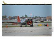 Propeller Plane Chicago Airplanes 09 Carry-all Pouch