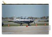 Propeller Plane Chicago Airplanes 10 Carry-all Pouch