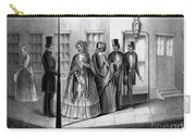 Prostitution, 1850 Carry-all Pouch