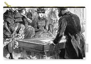 Prostitution, 1892 Carry-all Pouch
