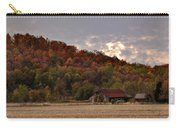 Protected By Hills Many Years Carry-all Pouch