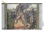 Protestant Martyrs, 1563 Carry-all Pouch