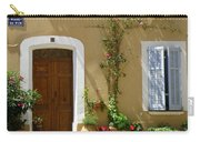 Provence Door 3 Carry-all Pouch