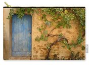 Provence Door 5 Carry-all Pouch by Lainie Wrightson