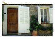 Provence Door Number 4 Carry-all Pouch