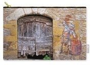 Provence Window And Wall Painting Carry-all Pouch