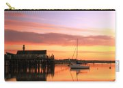 Provincetown Harbor Before Sunrise Carry-all Pouch
