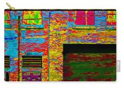 Psychadelic Architecture Carry-all Pouch