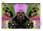 Psychedelic Blackhole Birthday Party Fractal 120 Carry-all Pouch