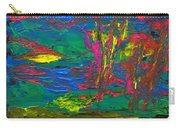 Psychedelic Sea Carry-all Pouch