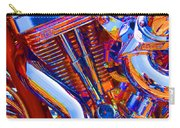 Psychodelic Chopper-1 Carry-all Pouch