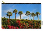 Pt. Dume Palms Carry-all Pouch