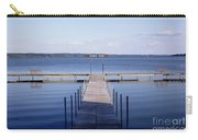 Public Dock On Chautauqua Lake Carry-all Pouch