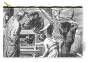 Publius Claudius Pulcher And The Sacred Carry-all Pouch