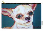 White Chihuahua - Puddy Carry-all Pouch