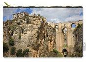 Puente Nuevo In Ronda Carry-all Pouch