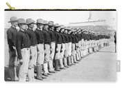 Puerto Ricans Serving In The American Colonial Army - C 1899 Carry-all Pouch