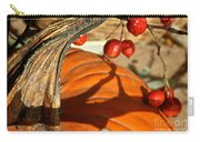 Pumpkin Berries Carry-all Pouch