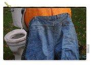 Pumpkin Butt Carry-all Pouch
