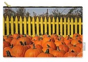Pumpkin Corral Carry-all Pouch