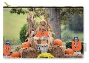 Pumpkin Harvest 2012 Carry-all Pouch