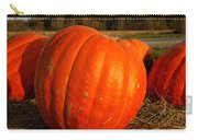 Pumpkin Hay Ride Carry-all Pouch