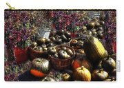 Pumpkin Impressions Carry-all Pouch