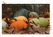 Pumpkins And More Pumpkins Carry-all Pouch