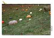Pumpkins Carry-all Pouch by Susan Herber