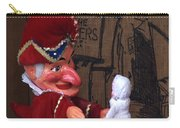 Punch And Judy Carry-all Pouch