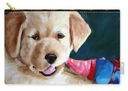 Pup And Toy Carry-all Pouch