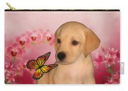 Puppy Innocence Carry-all Pouch