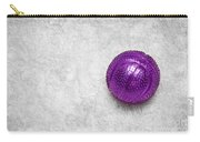 Purple Ball Cat Toy Carry-all Pouch