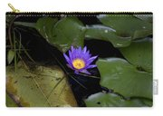 Purple Beauty Carry-all Pouch