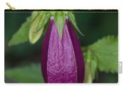 Purple Bell Flower Carry-all Pouch
