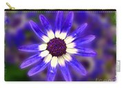 Purple Daisy Photoart Carry-all Pouch